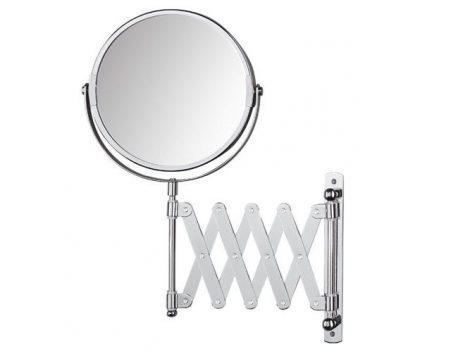 Bisk NIAGARA króm összecsukható tükör