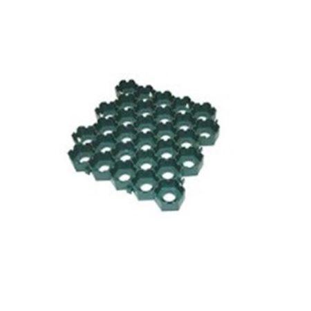 Bisk műanyag zöld gyeprács 1M2