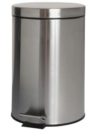 Bisk Masterline NIAGARA 3L szemetes tároló rozsdamentes acélból