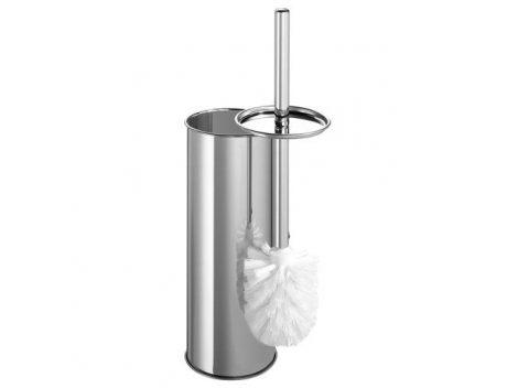 Bisk NIAGARA króm hengeres álló WC kefe tartó rozsdamentes acélból