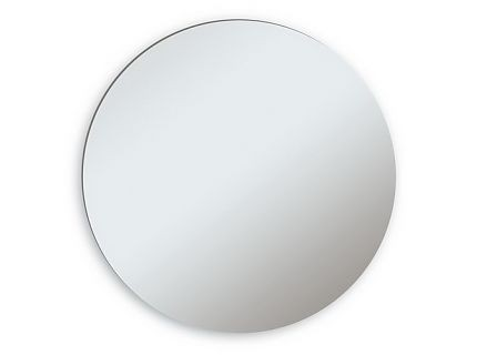 Bisk ONTARIO króm kerek tükör