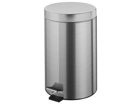 Bisk Masterline NIAGARA 12L szemetes tároló rozsdamentes acélból