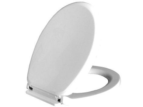Bisk SNAIL lecsapódásgátlós thermoplast wc ülőke