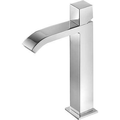 Tres CUADRO-Tres kar nélküli magasított mosdó csaptelep