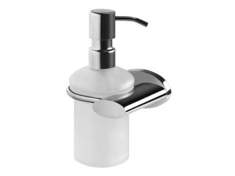 Bisk SIDE króm üveg folyékony szappan adagoló