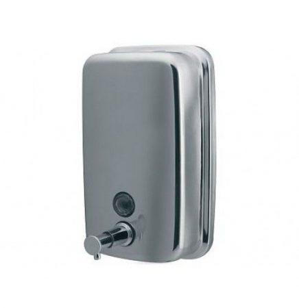 Bisk Masterline 1000ml szappanadagoló rozsdamentes acélból