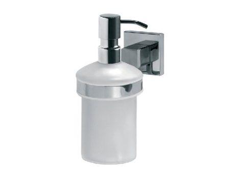Bisk ARKTIC króm folyékony szappan adagoló üveg betéttel