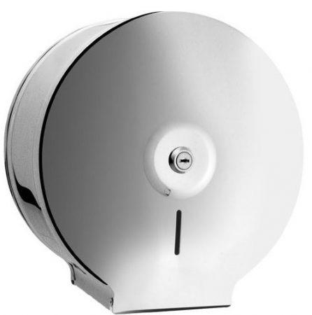 Bisk Masterline Jumbo S2 wc papír adagoló rozsdamentes acélból