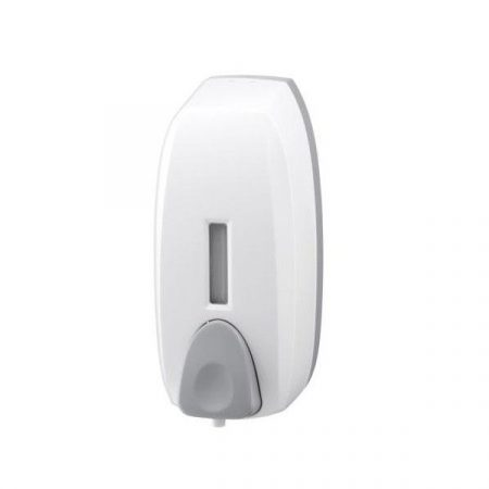 Bisk Masterline műanyag P1 fehér 750ml szappanadagoló