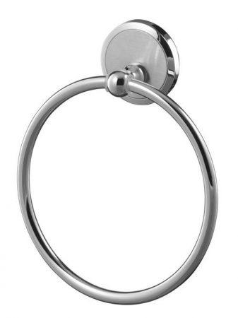 Bisk SENSATION króm törölközőtartó gyűrű
