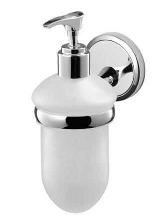 Bisk SEDUCTION króm folyékony szappan adagoló üveg betéttel