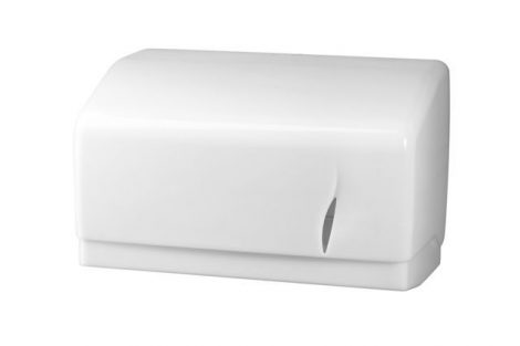 Bisk Masterline PRP-1 ABS műanyag kéztörlő papír adagoló fehér