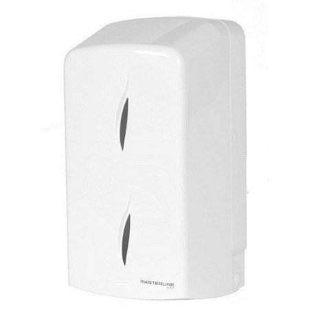 Bisk Masterline PU-P1 ABS műanyag fehér WC papír adagoló