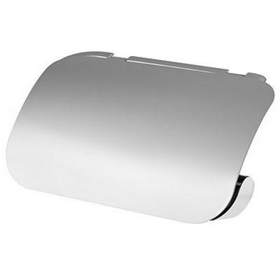 Bisk NATURA króm fedeles WC papír tartó