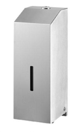 Bisk Masterline DP1 1000ml szappanadagoló rozsdamentes acélból