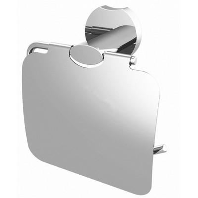 Bisk LUNE króm fedeles WC papír tartó