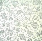 Bisk Sea műanyag zuhanyfüggöny