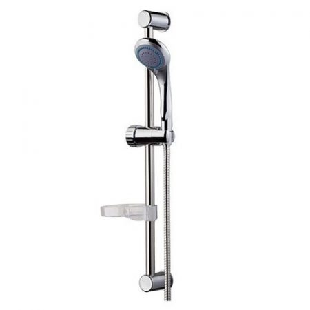 Bisk BASE zuhanyszett 3 funkciós zuhanyfejjel