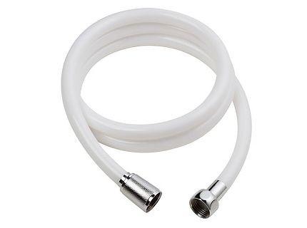 Bisk BASE zuhanycső PVC fehér