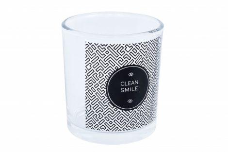 Bisk Coma üveg pohár