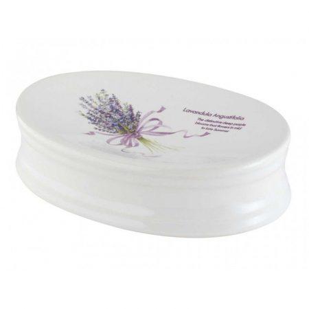 Bisk Lavender szappantartó