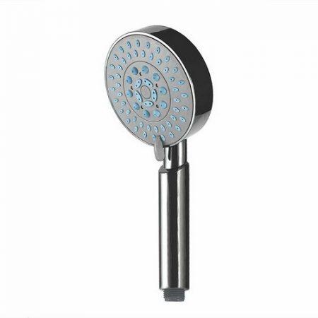 Bisk BASE 5 funkciós króm zuhanyfej