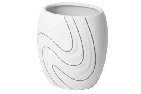 Bisk WAVE pohár WHITE