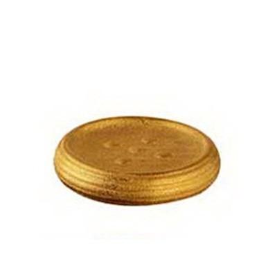 Bisk Gold szappantartó tál