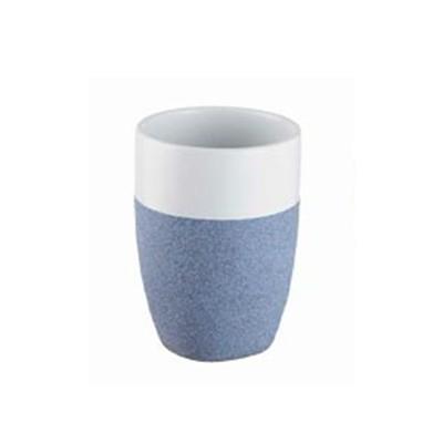 Bisk Stone Blue pohár