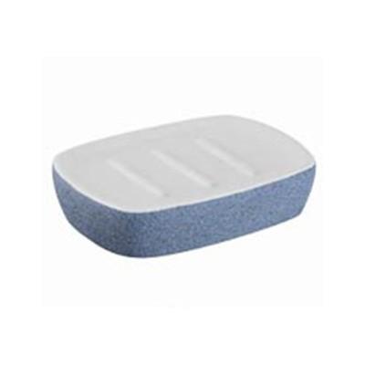Bisk Stone Blue szappantartó tál