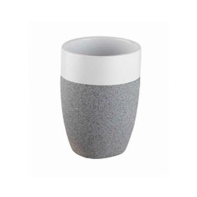 Bisk Stone Grey pohár
