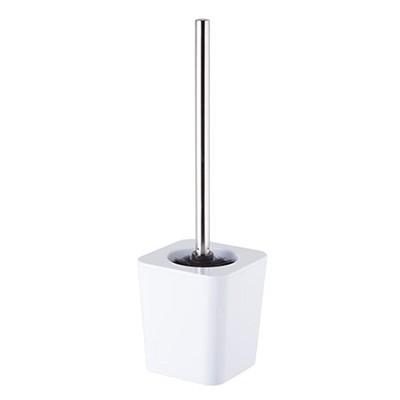 Bisk Simple white WC kefe tartó