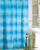 Bisk Vichy textil zuhanyfüggöny