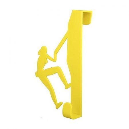 Bisk CITY akasztó (sárga)