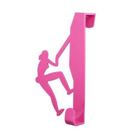 Bisk CITY akasztó (pink)