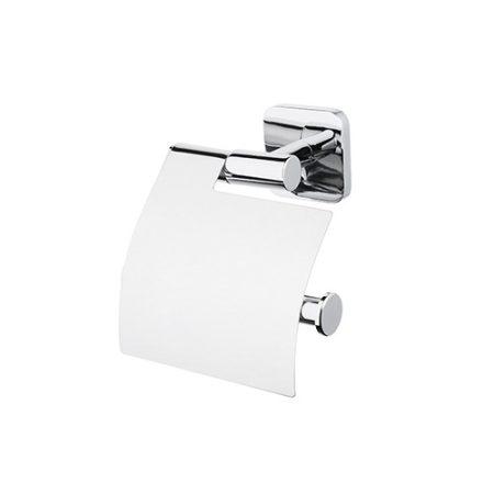 Bisk FORTE króm fedeles wc papír tartó
