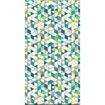 Bisk GRENADA textil zuhanyfüggöny