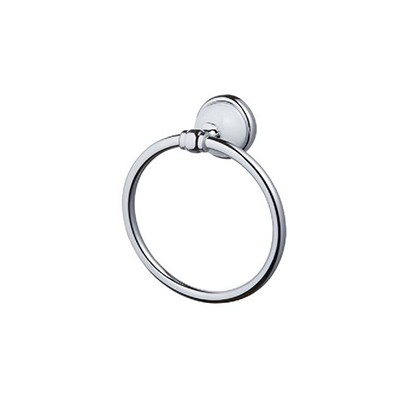 Bisk GRENADA króm törölközőtartó gyűrű