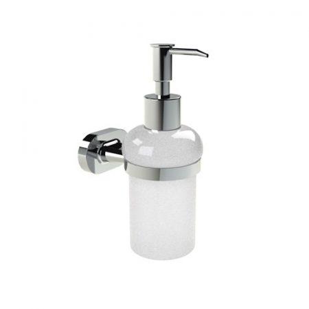 Bisk GO króm+üveg folyékony szappan adagoló