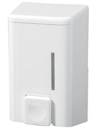 Bisk Masterline A1 műanyag 500ml fehér szappanadagoló