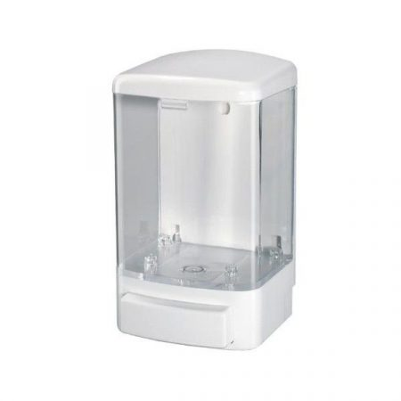 Bisk Masterline műanyag C 1000ml fehér szappanadagoló