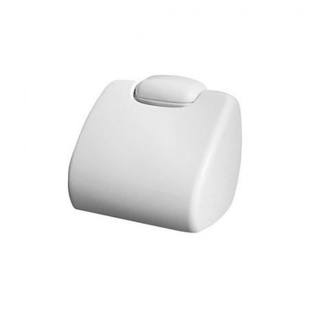 Bisk Oceanic fehér színű wc papír tartó