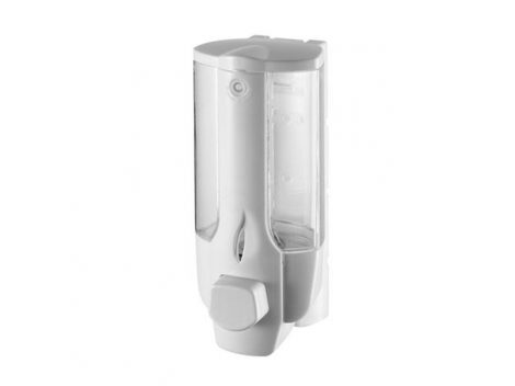Bisk Masterline műanyag fehér 350ml szappanadagoló