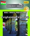 Téglaimpregnáló - Wall Brick Protector