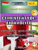 Cementfátyol-eltávolító