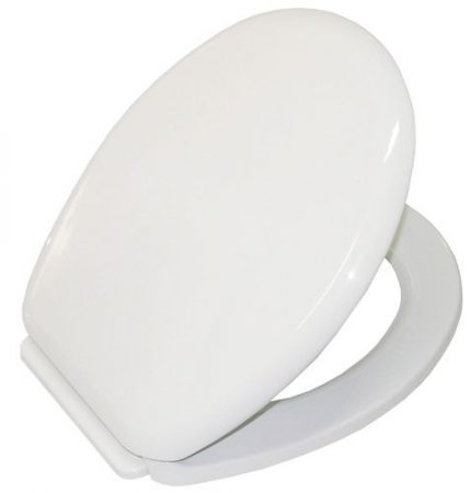 Bisk YUCCA fehér wc ülőke