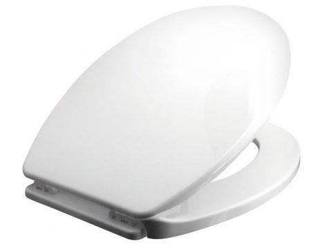 Bisk IRIS WC ülőke fehér
