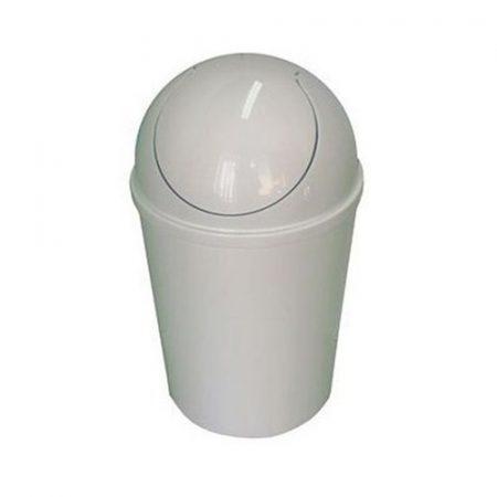 Bisk 10 literes fedeles szemetes tároló