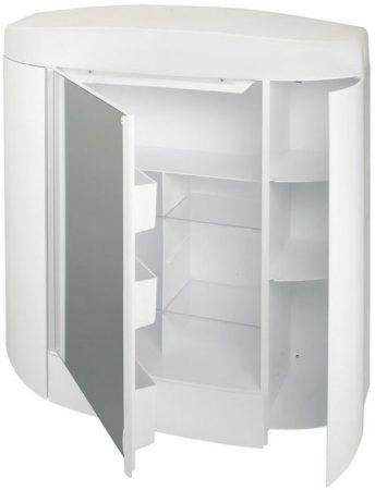 Bisk TEMIDA tükrös szekrény