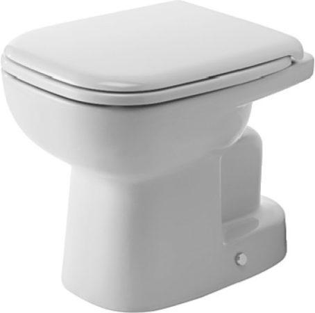 Duravit D-Code mélyőblítésű álló wc